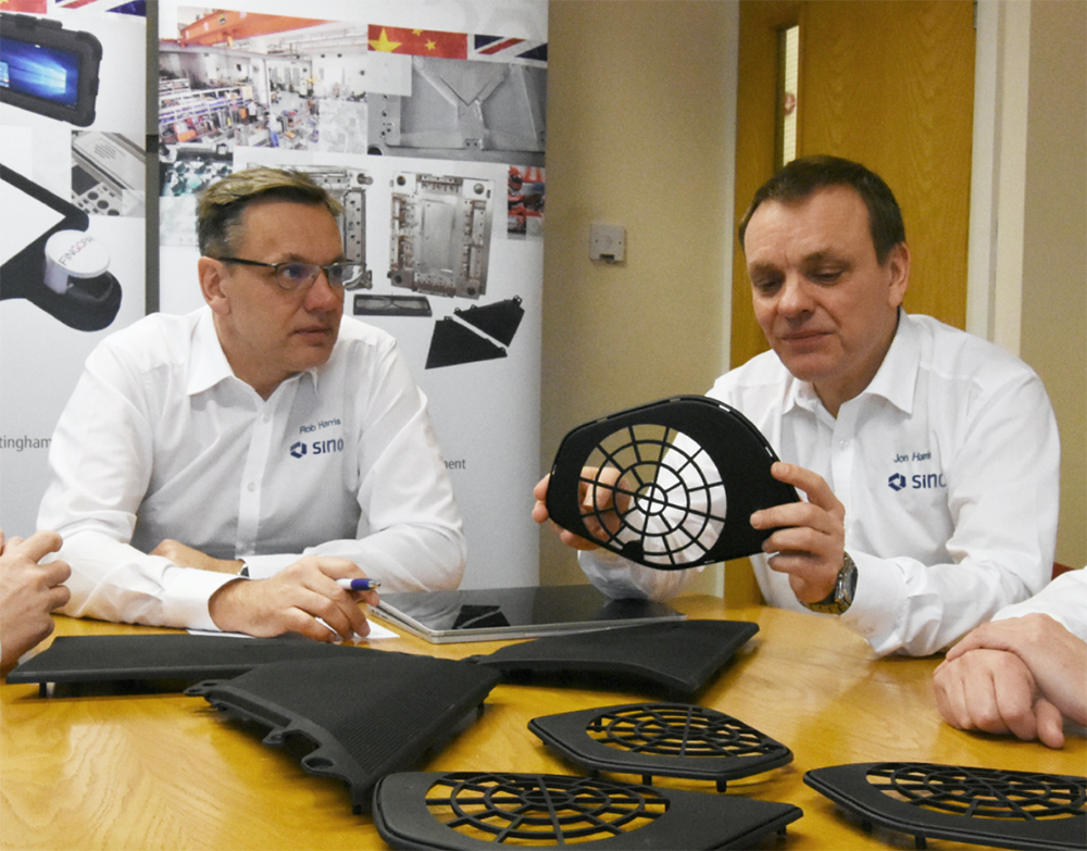 Expert engineers in the UK and China