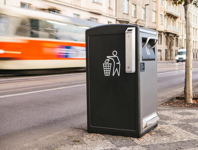 Waste management manufacturer