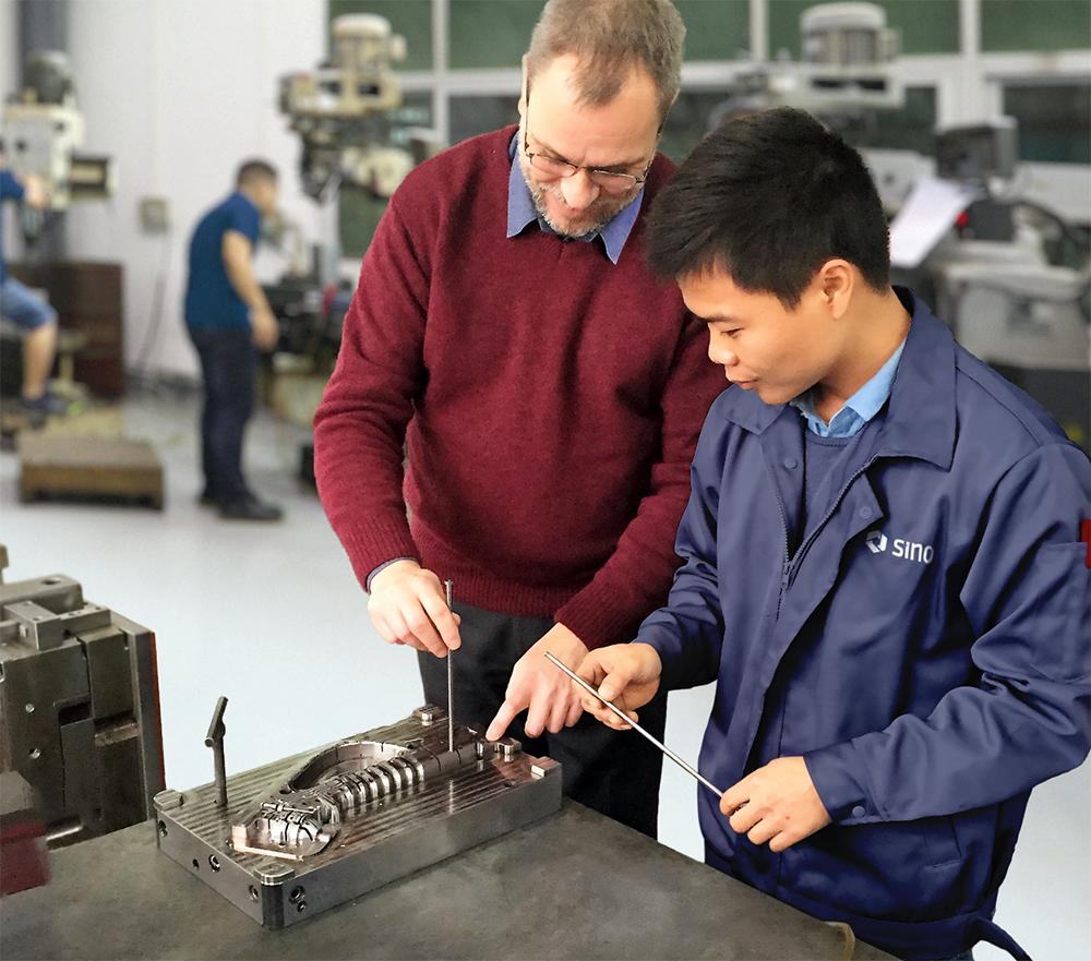 Sino UK and Chinese manufacturing